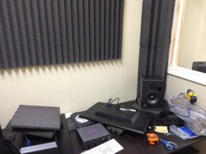 Setting up Elevate Studios Recording Studio 1