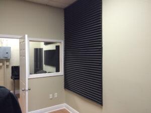Setting up Elevate Studios Recording Studio 2